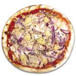 pizza con o sin gluten caprichosa Sevilla
